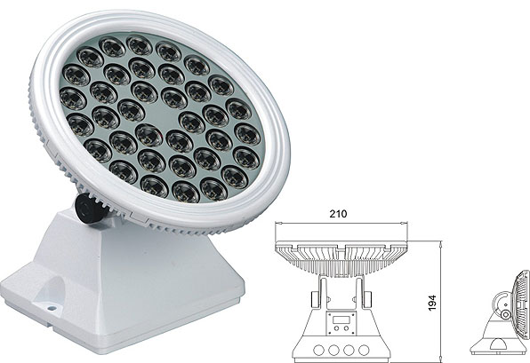 Guangdong dipimpin pabrik,Lampu banjir LED,25W 48W Dinding mesin cuci kaca 2, LWW-6-36P, KARNAR INTERNATIONAL GROUP LTD