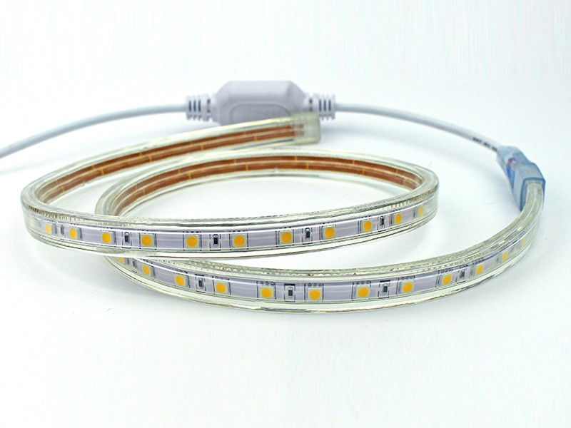 Guangdong vodio tvornicu,na vrpcu,110 - 240V AC SMD 5050 LED ROPE SVJETLO 4, 5050-9, KARNAR INTERNATIONAL GROUP LTD