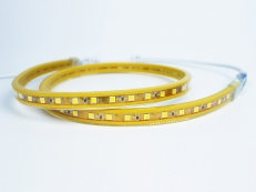 Guangdong dipimpin pabrik,mimpin tape,110 - 240V AC SMD 2835 LED ROPE LIGHT 2, yellow-fpc, KARNAR INTERNATIONAL GROUP LTD