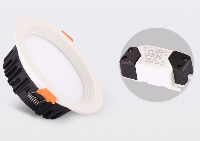 Guangdong vodio tvornicu,led osvjetljenje,Kina 7w udubila je Led downlight 2, a2, KARNAR INTERNATIONAL GROUP LTD
