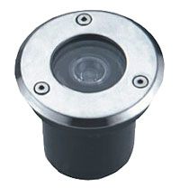 Guangdong dipimpin pabrik,LED lampu sing disarèkaké,3W Square Buried Light 1, 1x1W-60.90, KARNAR INTERNATIONAL GROUP LTD