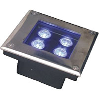 Guangdong vodio tvornicu,LED je zakopao svjetlo,Product-List 1, 3x1w-150.150.60, KARNAR INTERNATIONAL GROUP LTD