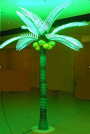 LED kokosove palme LIGHT KARNAR INTERNATIONAL GROUP LTD